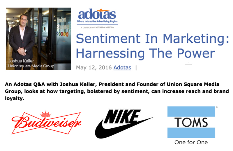 Sentiment In Marketing: Harnessing The Power